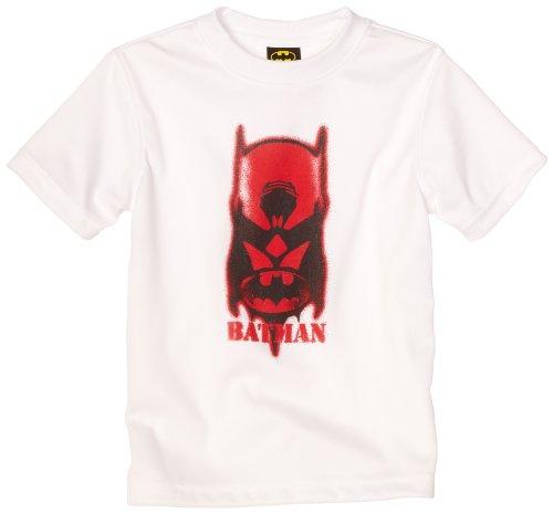 Batman Boys 8-20 Batman Helmet Tee by Batman