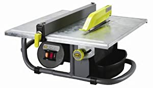 M-D Building Products 48190 7-Inch 3/4 Horse Power Portable Fusion Wet Saw