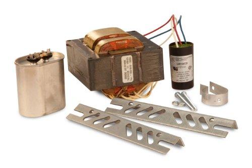 Howard M0175-71C-213-DK - 175 Watt - Metal Halide Ballast - 4 Tap - ANSI M57 - Power Factor 90 - Max. Temp. Rating 212 Deg. F - Includes Dry Capacitor and Bracket Kit