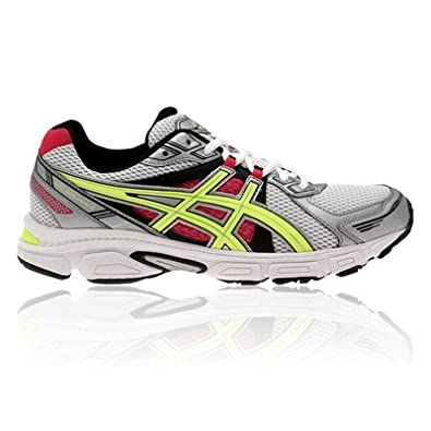 asics gel galaxy ladies running trainers