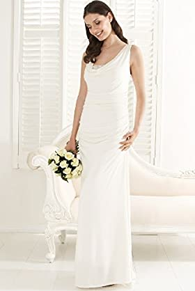 grecian dress, grecian wedding dress, wedding dress