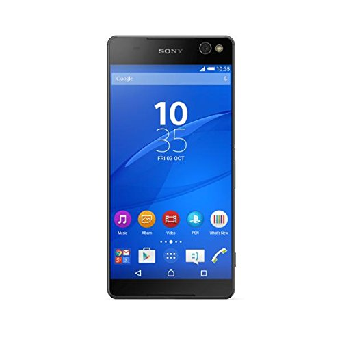 Sony Xperia C5 Ultra 16GB GSM/LTE Unlocked Cell Phone - Black (U.S. Warranty)