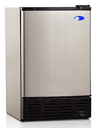 Whynter UIM-155 Stainless Steel Built-In Ice Maker (Stainless Ice Cube Maker compare prices)