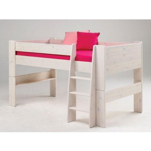 cheap bunk beds for kids with mattress popsicle midsleeper twin loft bed by popsicle furniture. Black Bedroom Furniture Sets. Home Design Ideas