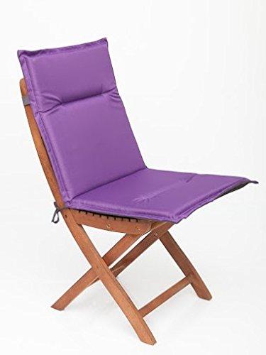Sitzkissen, Stuhlkissen, Stuhlauflage für Gartenmöbel & Gartenstuhl online bestellen
