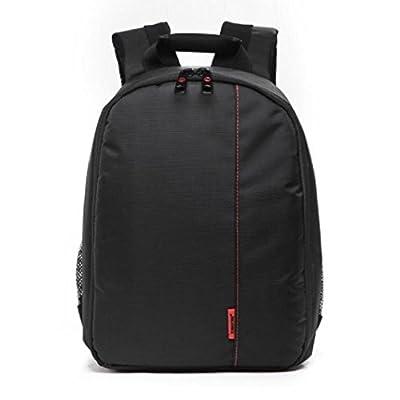 FUA® Travel Shoulder Messenger Bag Camera Carry Case for Canon DSLR SLR