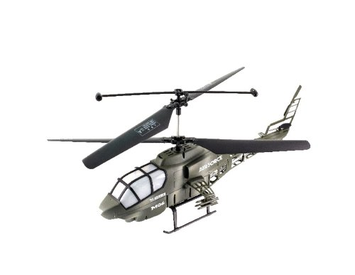 M06 Mini R/C Wireless Radio Controlled 3D Digital Proportional Coaxial Helicopter with Gyroscope a + Worldwide free shiping