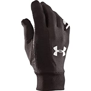 Under Armour Herren Handschuh Coldgear Liner, schwarz (1), Kinder One Size (Y)