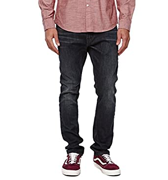Bullhead Denim Co Mens Dillon Skinny Market Jeans