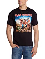 Rock Off - T-shirt Homme - Iron Maiden Trooper