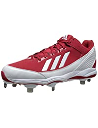 adidas Performance Men's PowerAlley Metal Low MLB Baseball Cleat