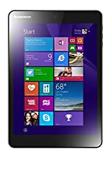 Lenovo Miix 3-830 Tablet (WiFi), Ebony Black
