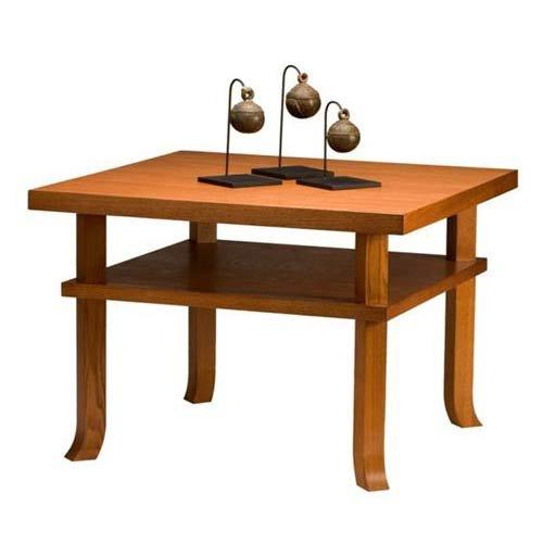 Cheap TLS by Design 15B-1012-D1 Sonoma Heights Rectangular End Table – Mahogany (15B-1012-D1)