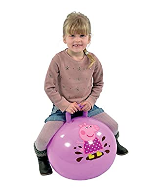 Peppa Pig Sit n Bounce - Purple