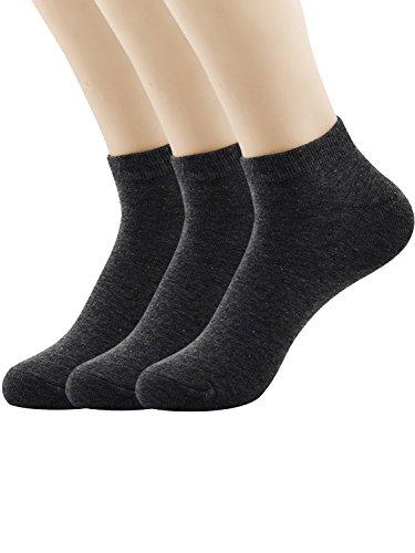 zando-hommes-mi-cuisses-premium-doublure-en-coton-sport-compression-low-cut-cheville-chaussettes