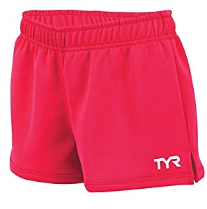 Tyr Alliance Short Female Red X-Large