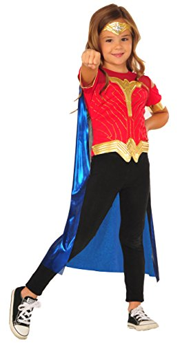 Imagine by Rubies Wonder Woman Top Costume