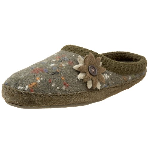 Cheap Daniel Green Women's Kenzie Detailed Wool Clog (B001CRHUNU)