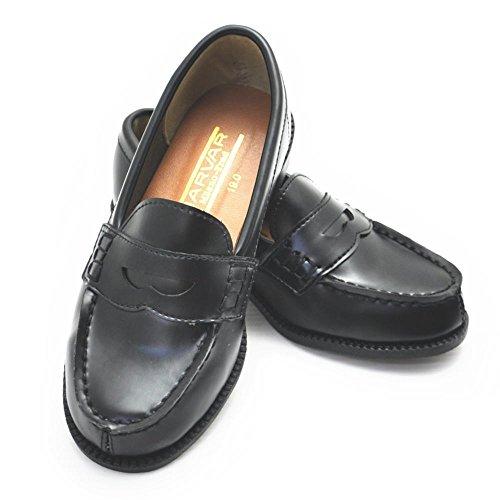 [Harbour] HARVAR / kids / loafers daycare enrollment m48 black 20.0 cm