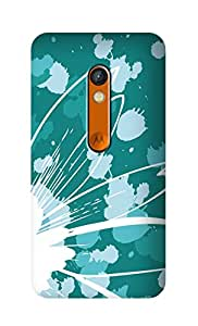 SWAG my CASE Printed Back Cover for Motorola Moto X Play