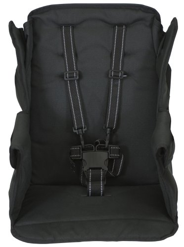 Joovy Caboose Too Rear Seat, Black.