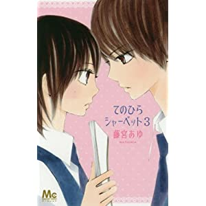 てのひらシャーベット 3 (マーガレットコミックス)