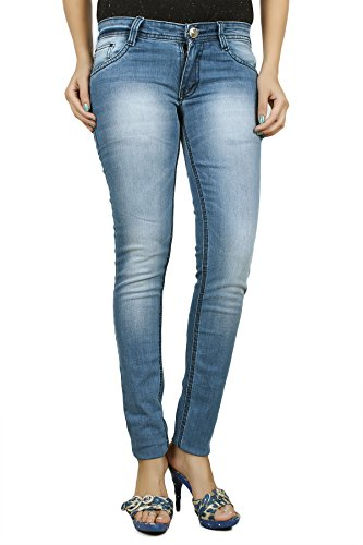 Studio-Nexx-Womens-Blue-Slim-Fit-Jeans