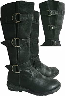wide calf boots for adjustable standard to