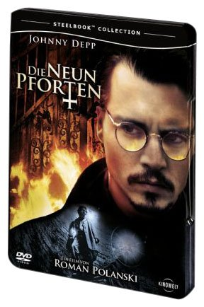 Die neun Pforten / Steelbook Collection