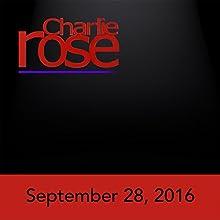 David Petraeus; Shimon Peres Appreciation Radio/TV Program by Charlie Rose, David Petraeus