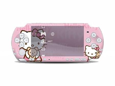 Hello Kitty Skin for Sony PlayStation PSP3000 slim Y151