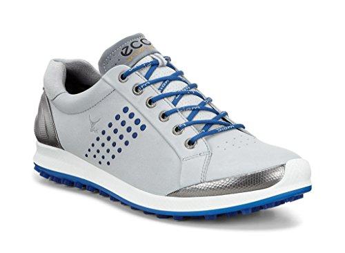 ECCO Men's Biom Hybrid 2 Golf Shoe,Concrete,47 EU/13-13.5 M US (Ecco Golf Shoes 47 compare prices)