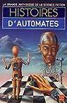 Histoires d'automates par Anthologie de la Science Fiction