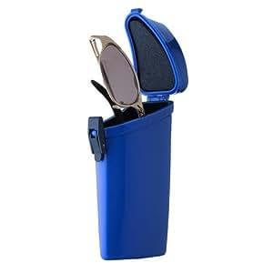 Witz Lens Locker Waterproof Case - 3in x 6.3in x 1.8in (Blue)