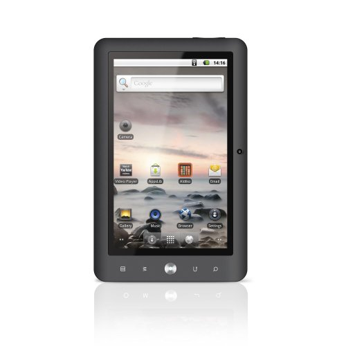 Best Coby Kyros 4 GB 7-Inch Tablet with Touchscreen and Android 2.2, MID7024-4G (Black)
