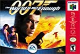 James Bond: The World Is Not Enough (N64)