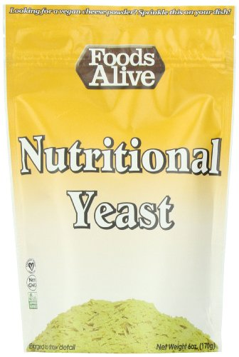 Foods Alive Nutritional Yeast Flakes, Vegetarian