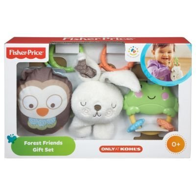 Fisher-Price BBF11 Forest Friends Gift Set Toy