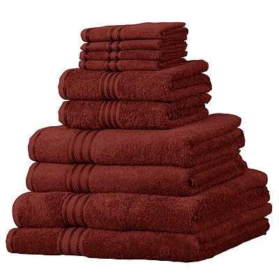 Black Luxury 4 Pieces Egyptian Cotton Hand Towels Set Bale 500 GSM Small Satin Stripe Towel for Bathroom 100/% Super Soft Combed