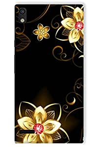 IndiaRangDe Case For Huawei Ascend P6 (Printed Back Cover)