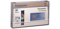 PANASONIC AYDV276MQ Standard DV Tape