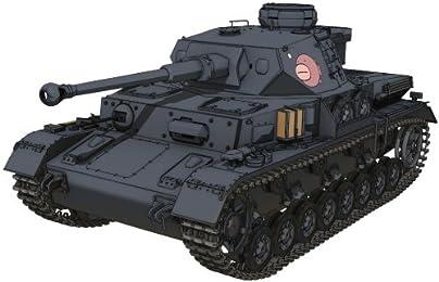 1/72 ガールズ&パンツァーシリーズGP72-1 IV号戦車D型改 (F2型仕様) あんこうチームver.