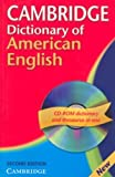 img - for By Carol-June Cassidy Cambridge Dictionary of American English Paperback with CD-ROM (2nd Edition) book / textbook / text book