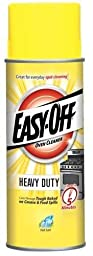 Oven Cleaner, Easy-Off Heavy Duty Original, 24 oz, 6/case, #157114