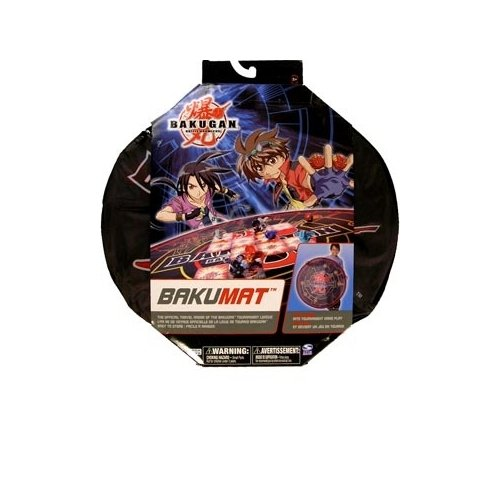 Bakugan Battle Brawlers BakuMat Official Travel Arena Accessory - 1