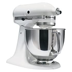 factory reconditioned kitchen aid mixer