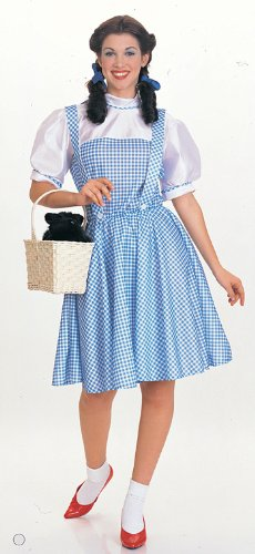 Wiz Of Oz Dorothy Te-Ad Large Web Halloween or Theatre Costume