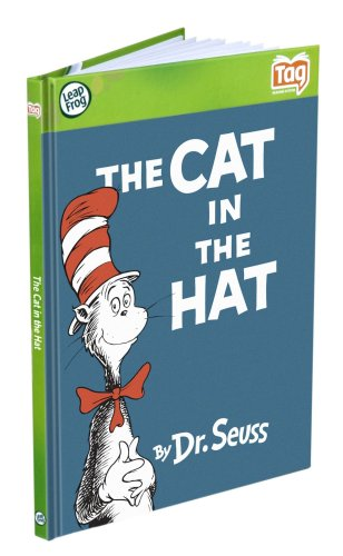 LeapFrog Tag Classic Storybook the Cat in the Hat - 1
