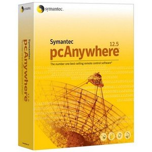 Symantec PCAnywhere 12.5 [Host]