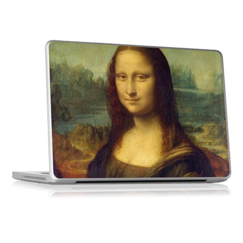 GELASKINS 13インチ Apple Unibody Laptops (Pro, MacBook, 1st Gen. Air) 対応 保護スキンシール 【MonaLisa】 MAC13-UNI-LAP-0445